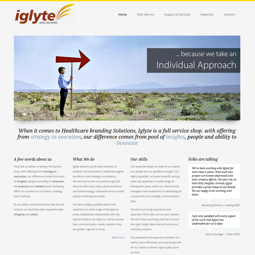 Iglyte Advertising